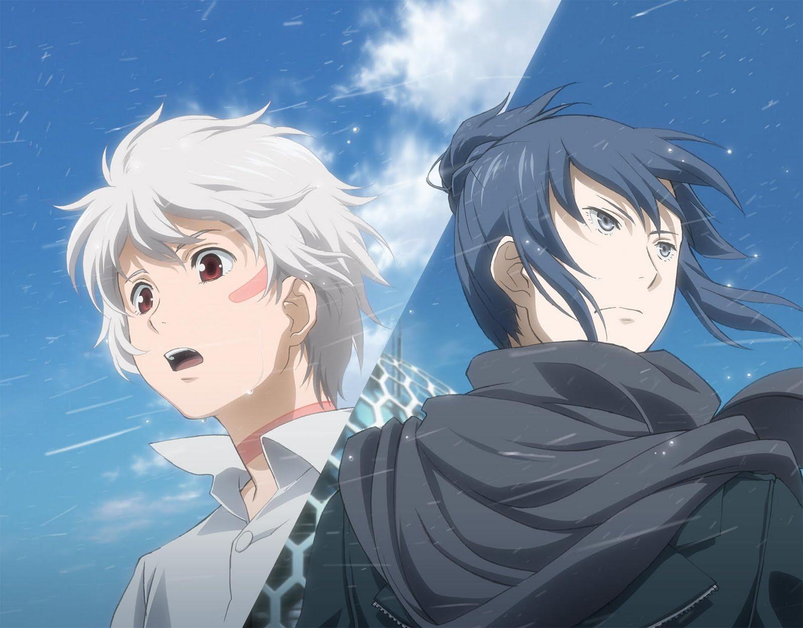 No. 6 [anime] | Shadows Of The Vampire